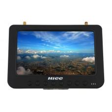 "Дисплей HD FPV 7"" HIEE M008 1024x600 без приёмника с HDMI входом"